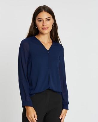 Spurr Roll Sleeve Shirt