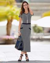 Together Stripe Dress