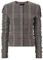 Exclusive for Intermix Kiara Plaid Jacket