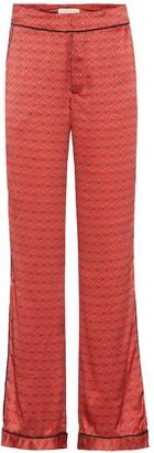 Johanna Ortiz Florinda silk trousers