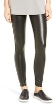 David Lerner Women's Barlow Faux Leather Leggings