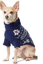 Ralph Lauren Nordic Wool-Blend Dog Sweater