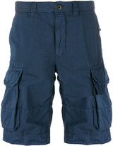 Incotex cargo shorts - men - Cotton - 30