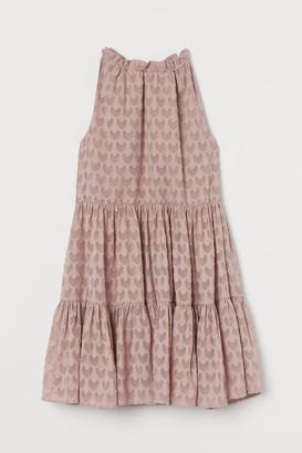 H&M A-line Dress - Brown