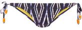 Vix Moorish Printed Bikini Briefs