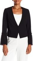 Nanette Lepore Nanette Bell Sleeve Blazer