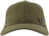 True Religion Horseshoe Logo Cap Green