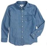 DL1961 Franklyn Chambray Shirt (Big Boys)
