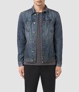 Allsaints Hockett Denim Jacket