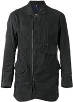 Ziggy Chen - lightweight jacket - men - Cotton/Ramie - M