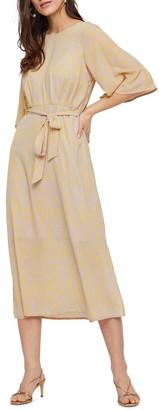 Y.A.S Wingy Midi Dress