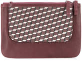 Pierre Hardy patterned clutch bag