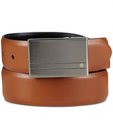 Ryan Seacrest Distinction Men's Reversible Plaque Belt, Only at Macy's