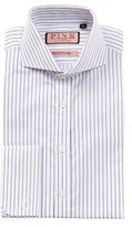 Thomas Pink Browes Slim Fit Prestige Dress Shirt.
