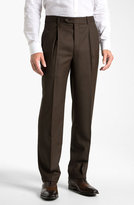 JB Britches Single Pleat Trousers