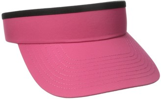 San Diego Hat Company Women's Active Clip On Visor with Moisture Wicking Sweatband