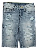 True Religion Boys' Geno Shorts - Big Kid