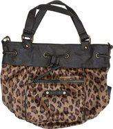 Hurley Market Crossbody Bucket Bag