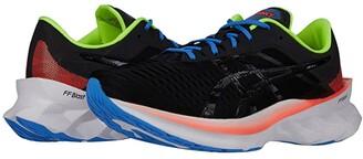 Asics Novablast (Black/Black) Men's Shoes