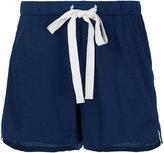 Bassike jersey mini shorts