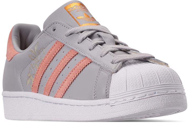 3452731f Women Originals Superstar Sneakers from Finish Line