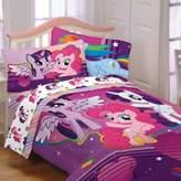 My Little Pony Hasbro Ponyfied Reversible Comforter Set