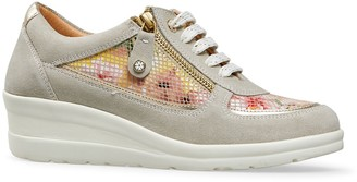 Van Dal Women's Moro Off White Suede Multi Loafers 3 UK