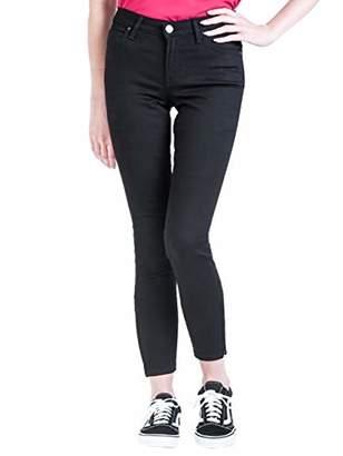 Lee Women's Scarlett Cropped Jeans,29W x 33L