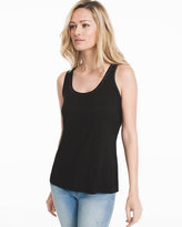 White House Black Market Hamptons Pocket Tank