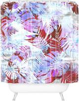 Deny Designs Motuu Tropical Shower Curtain