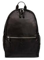 Mossimo Women's Nylon Backpack Handbag Black