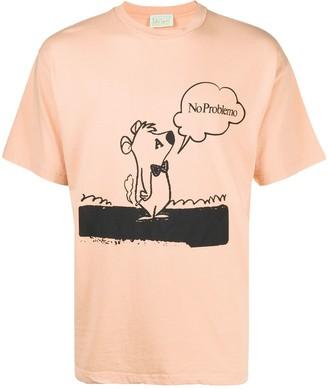 Aries Stoner Bear T-shirt