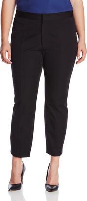 NYDJ Women's Plus-Size Plus Bistretch Ankle Pant