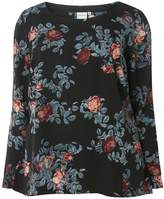 Junarose **Juna Rose Multi Floral Print Tunic