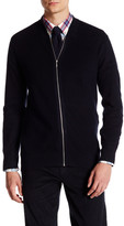 Ben Sherman Knit Lightweight Bomber Jacket