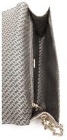 Diane von Furstenberg Flirty Leather Clutch