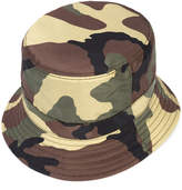Givenchy camouflage hat