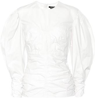 Isabel Marant Maya cotton top