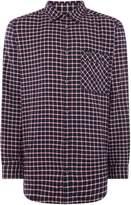 Jack Wolfskin Men's Fraser Island Checked Shirt