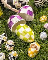 Mackenzie Childs MacKenzie-Childs 3 Pastel Nesting Eggs
