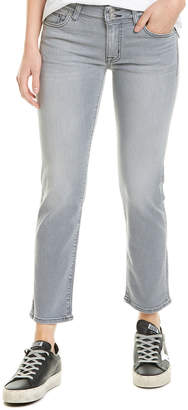 Hudson Jeans Jeans Ginny Love Grey Straight Crop