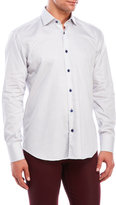 Bogosse Faded Stripe Button-Down Shirt