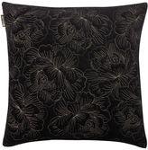Biba Velvet flower cushion