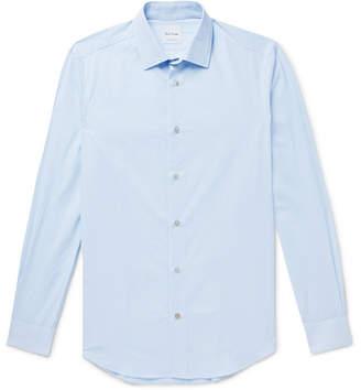 Paul Smith Soho Pinstriped Cotton Shirt