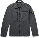 Stone Island Cotton Shirt Jacket