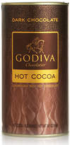 Godiva Dark Chocolate Hot Cocoa Canister