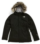 The North Face Girl's 'Greenland' Waterproof Down Jacket
