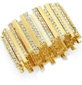 Thalia Sodi Pavé Crystal Bar Stretch Bracelet, Only at Macy's