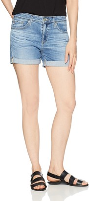 AG Jeans Women's Hailey ROLL-UP Short