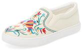 Sam Edelman Embroidered Slip-On Sneaker